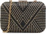 Clutch bags Bags Studded Box Clutch