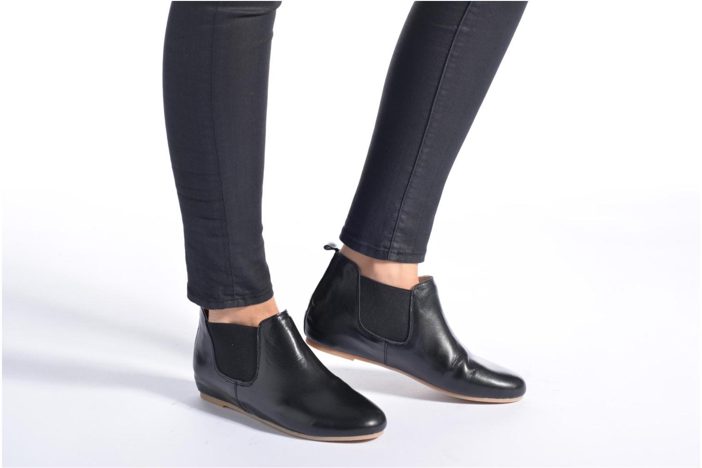 Bottines et boots Ippon Vintage Cult Use Blanc vue bas / vue portée sac