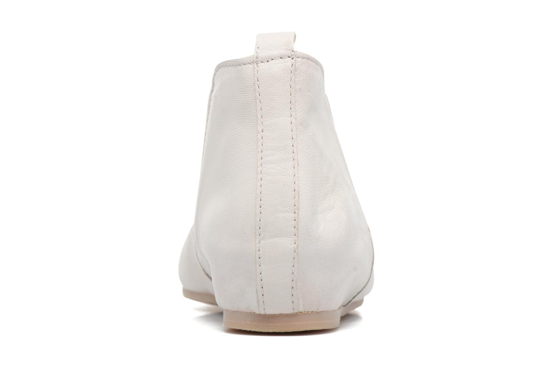 Bottines et boots Ippon Vintage Cult Use Blanc vue droite