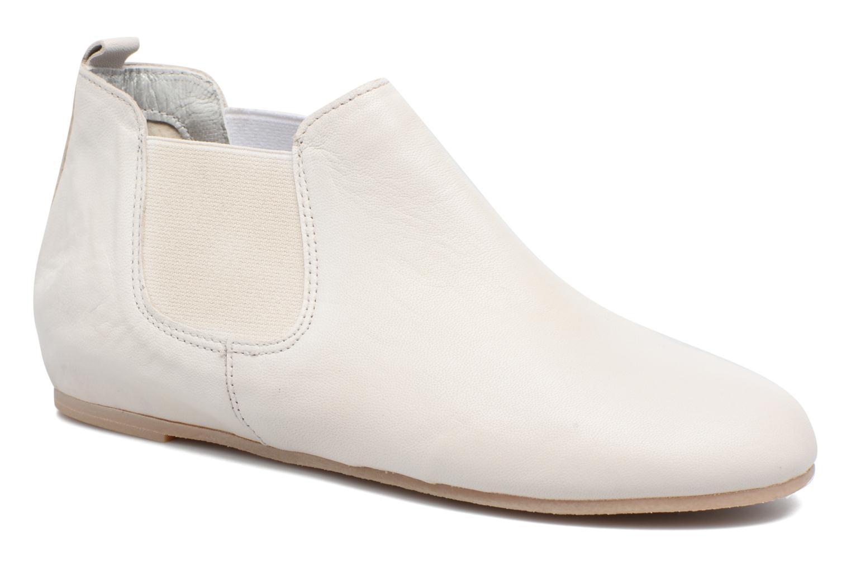 Bottines et boots Ippon Vintage Cult Use Blanc vue détail/paire