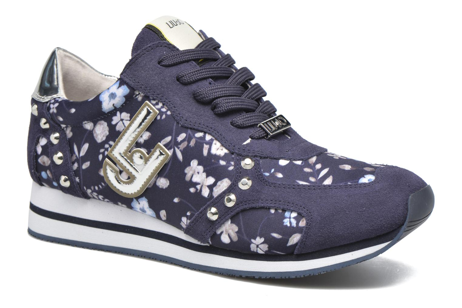 Running Sakura Blue Navy