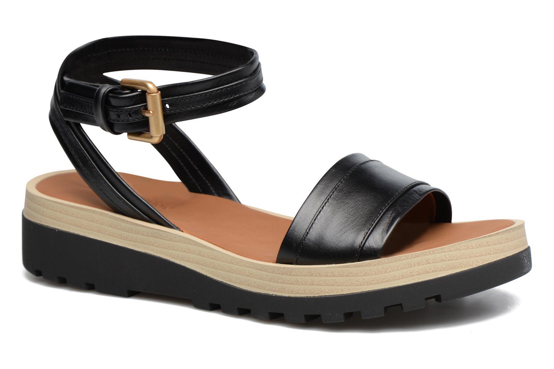 ZapatosSee by Chloé Sandalias Robin Sandal (Negro) - Sandalias Chloé   Los últimos zapatos de descuento para hombres y mujeres 492caf