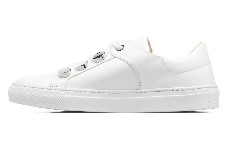 Sneakers Carven Resonance 2 Wit voorkant