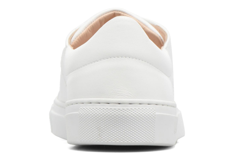 Sneakers Carven Resonance 2 Wit rechts