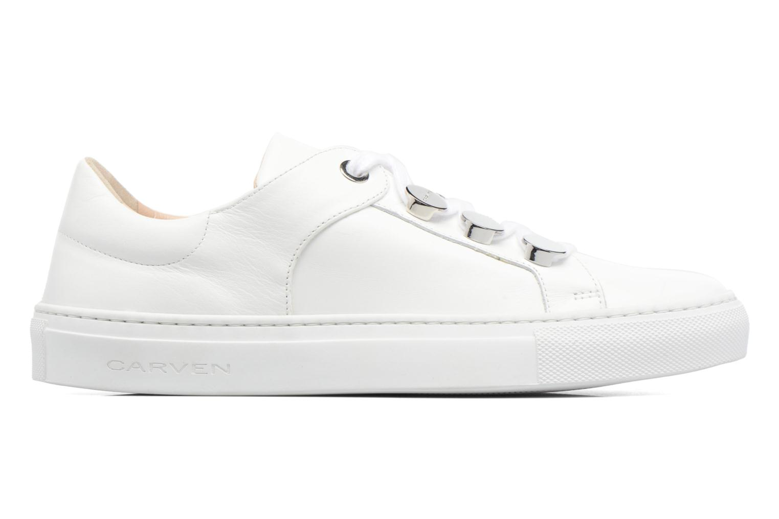 Sneakers Carven Resonance 2 Bianco immagine posteriore