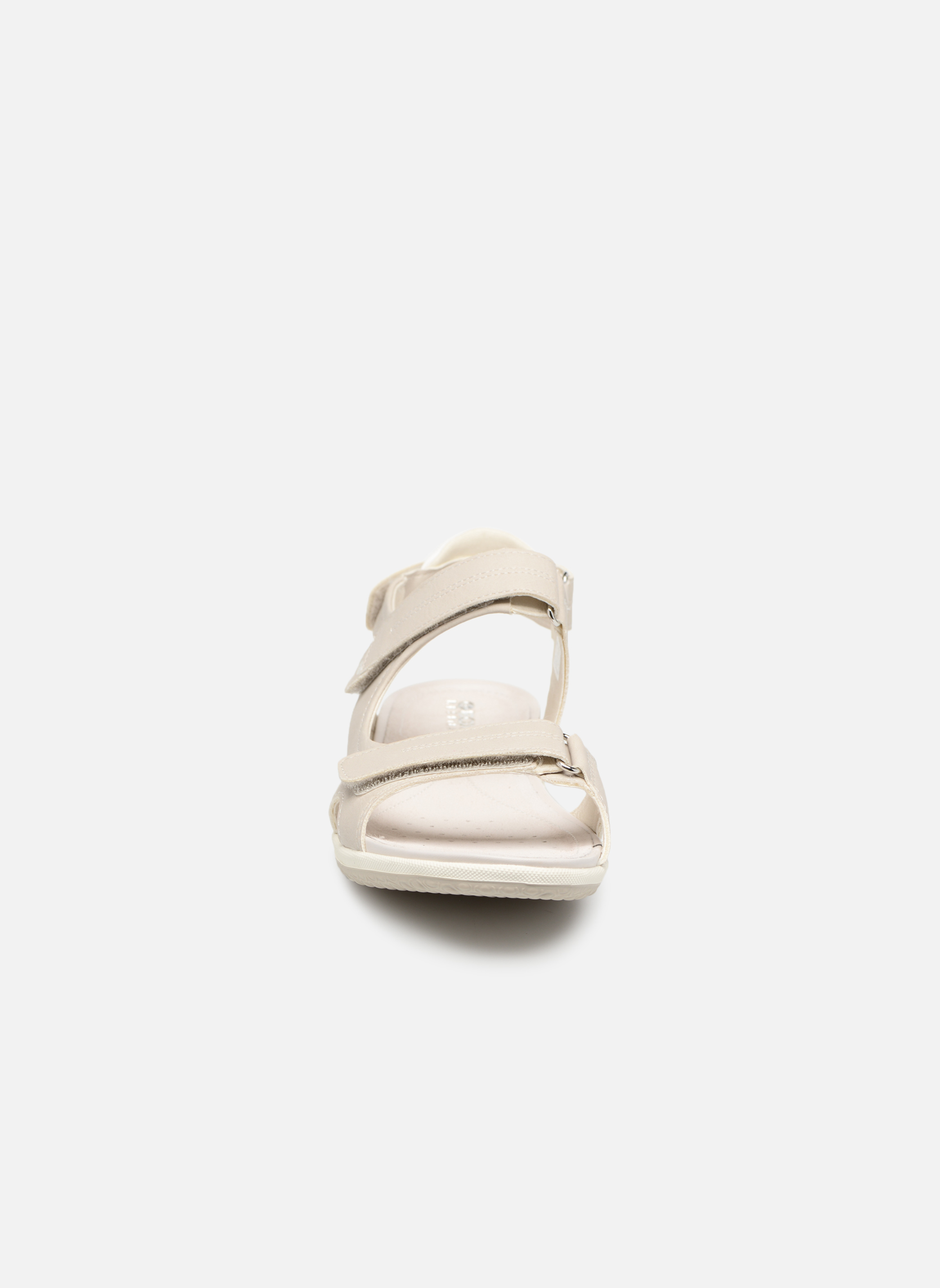 Sandals Geox D SAND.VEGA A D52R6A Grey model view