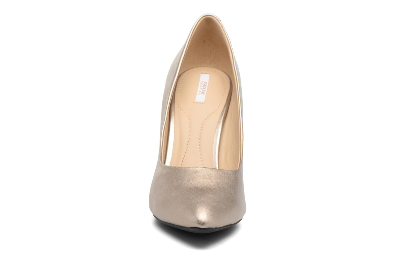 Pumps Geox D CAROLINE C D62W1C Bronze och Guld bild av skorna på