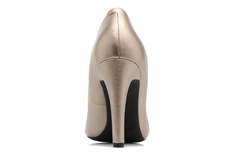 Zapatos de tacón Geox D CAROLINE C D62W1C Oro y bronce vista lateral derecha