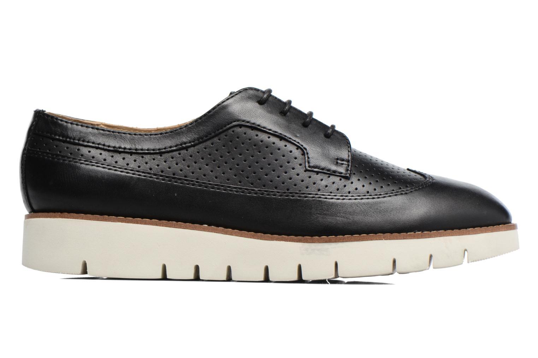 Chaussures à lacets Geox D BLENDA A D720BA Noir vue derrière