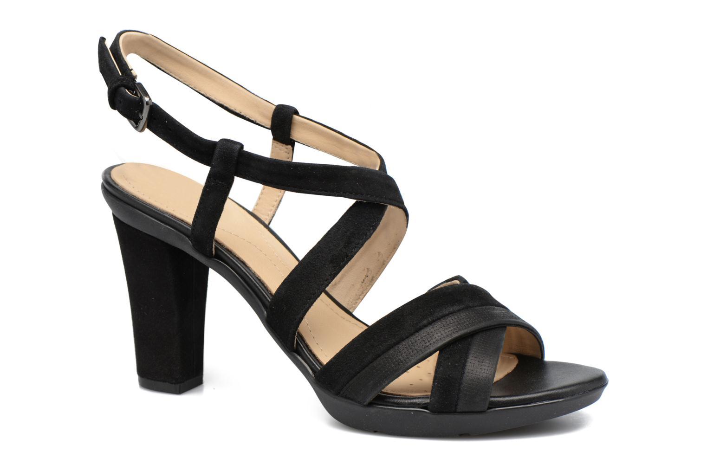 Sandales et nu-pieds Geox D JADALIS B D721VB Noir vue détail/paire