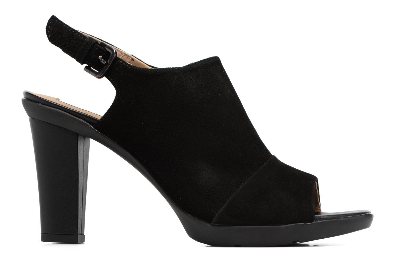 Sandales et nu-pieds Geox D JADALIS C D721VC Noir vue derrière