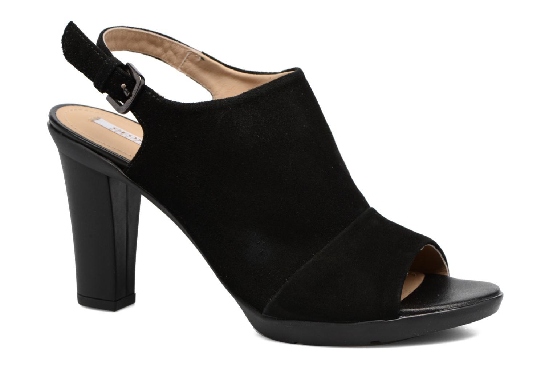 Sandales et nu-pieds Geox D JADALIS C D721VC Noir vue détail/paire