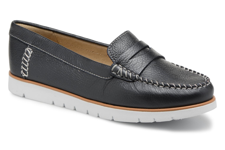 Grandes descuentos últimos zapatos Geox D KOOKEAN F D724PF (Negro) - Mocasines Descuento