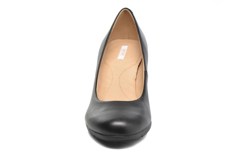 Escarpins Geox D ANNYA A D725FA Noir vue portées chaussures