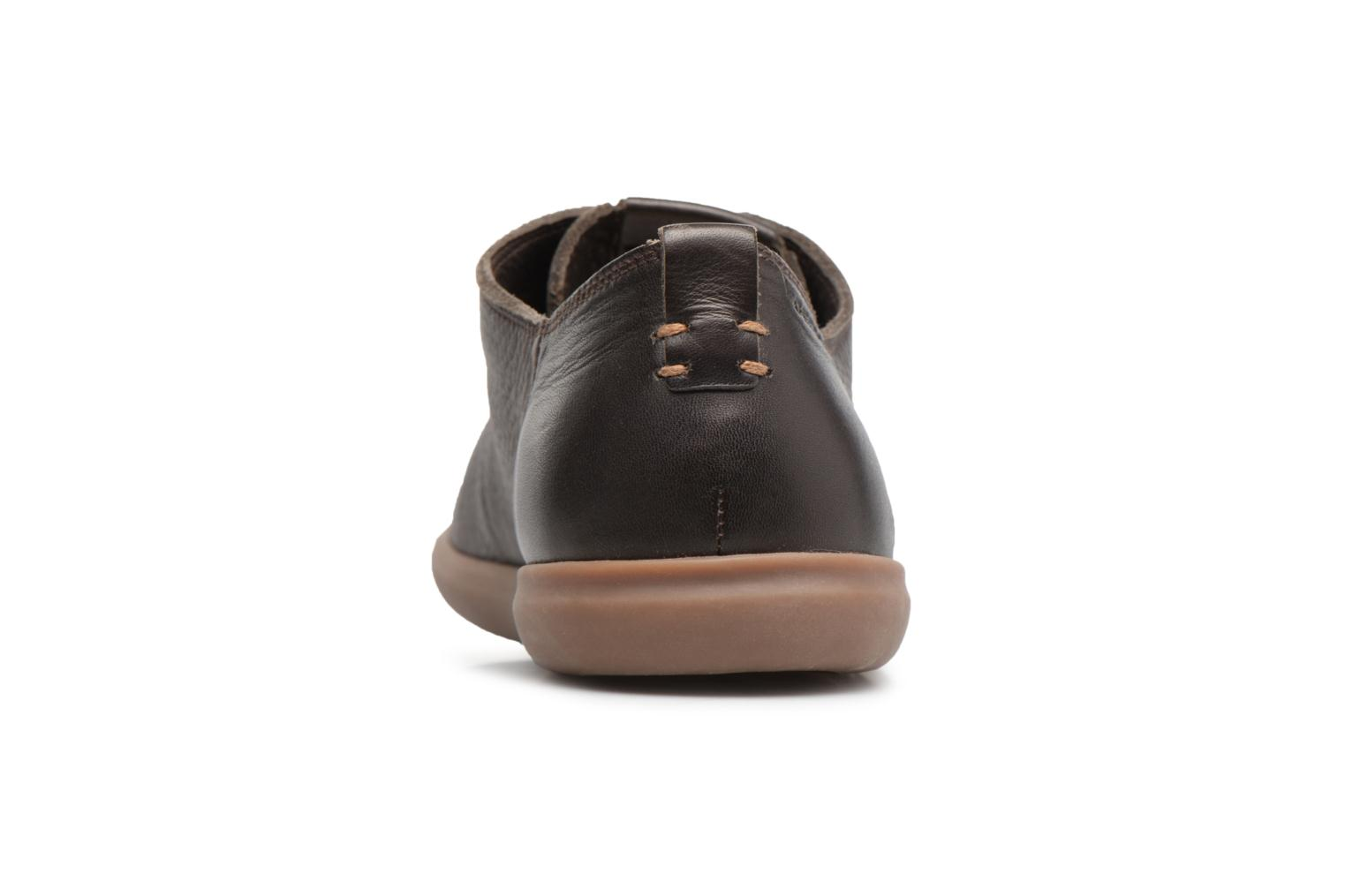 Trainers Geox U NEW DO B U620QB Brown view from the right