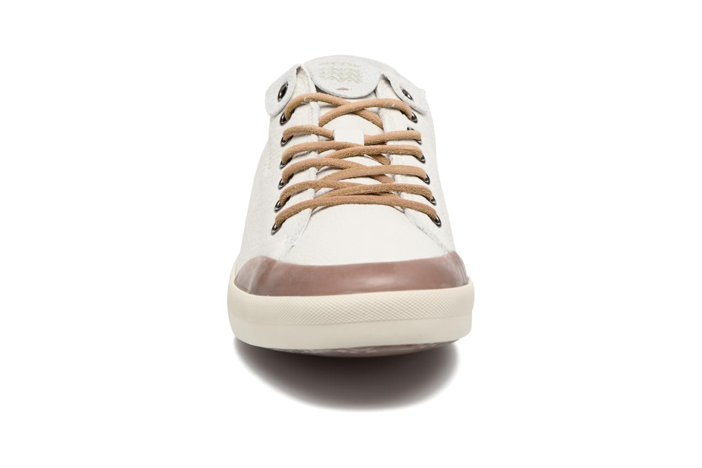 Baskets Geox U SMART E U72X2E Blanc vue portées chaussures