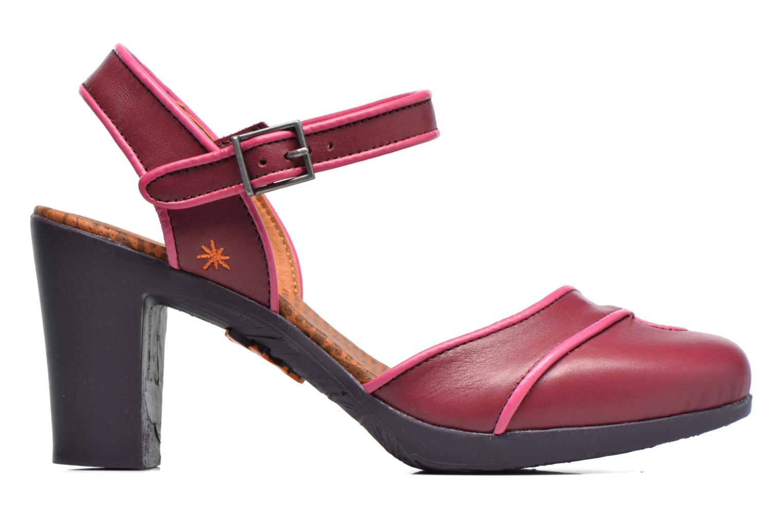Sandales et nu-pieds Art Rio 269 Bordeaux vue derrière