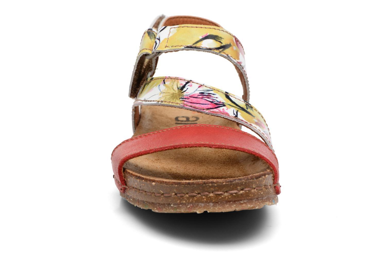 Sandales et nu-pieds Art Creta 469 Multicolore vue portées chaussures