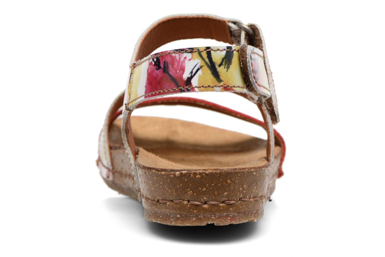 Sandales et nu-pieds Art Creta 469 Multicolore vue droite