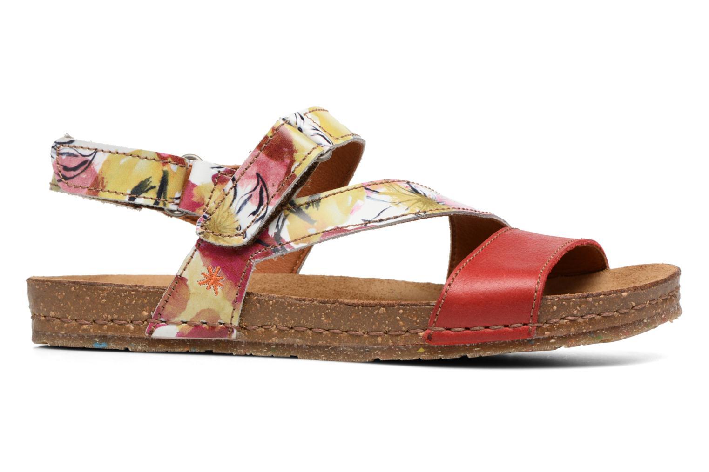 Sandales et nu-pieds Art Creta 469 Multicolore vue derrière