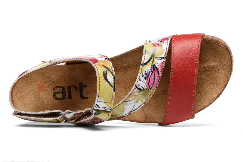 Sandales et nu-pieds Art Creta 469 Multicolore vue gauche