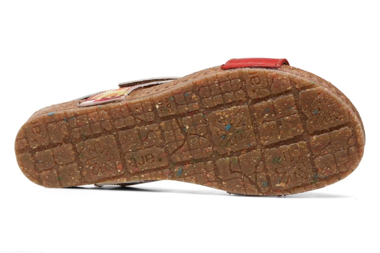 Sandales et nu-pieds Art Creta 469 Multicolore vue haut