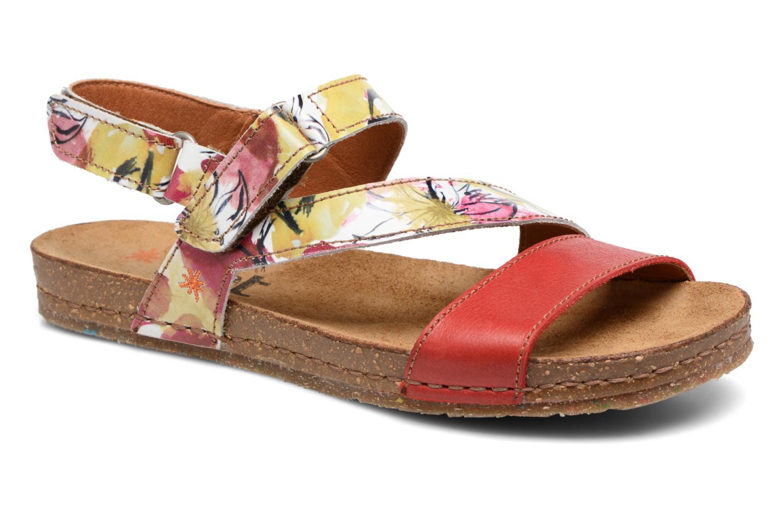Sandales et nu-pieds Art Creta 469 Multicolore vue détail/paire