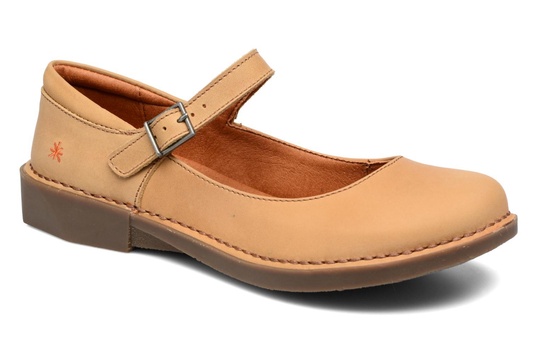 Los zapatos más populares para hombres y mujeres Art Bergen 929 (Amarillo) - Bailarinas en Más cómodo