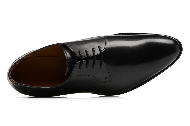Chaussures à lacets Melvin & Hamilton Kane 2 Noir vue gauche