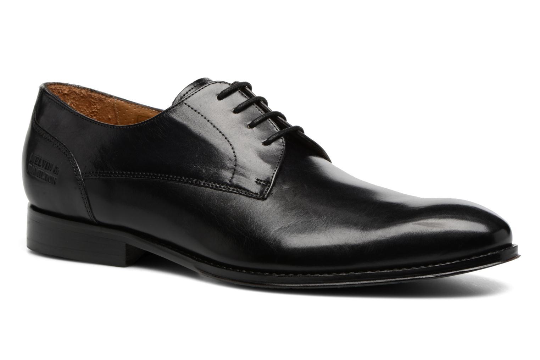 Chaussures à lacets Melvin & Hamilton Kane 2 Noir vue détail/paire