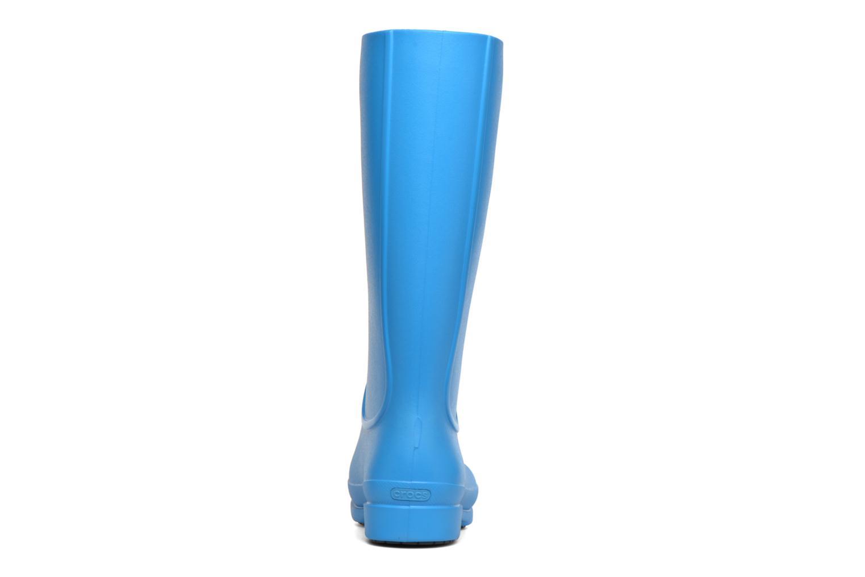 Descuento por tiempo limitado Crocs Wellie Rain Boots F (Azul) - Botas en Más cómodo