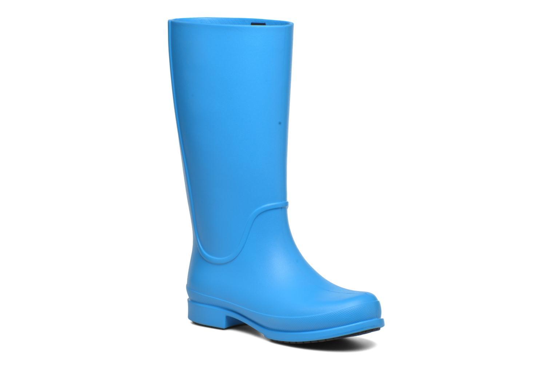 Wellie Rain Boots F Ocean/Black