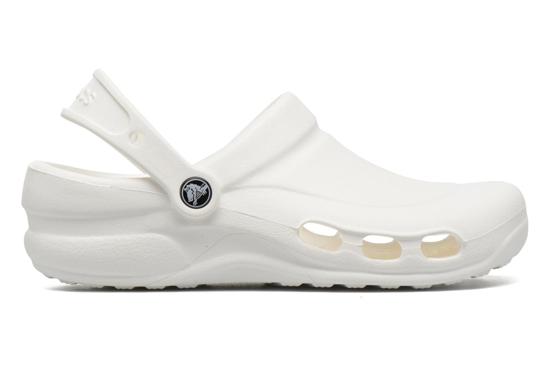 Clogs & Pantoletten Crocs Specialist Vent F weiß ansicht von hinten