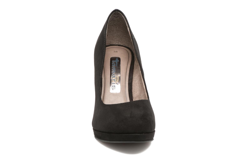 Escarpins Tamaris Freesia Noir vue portées chaussures