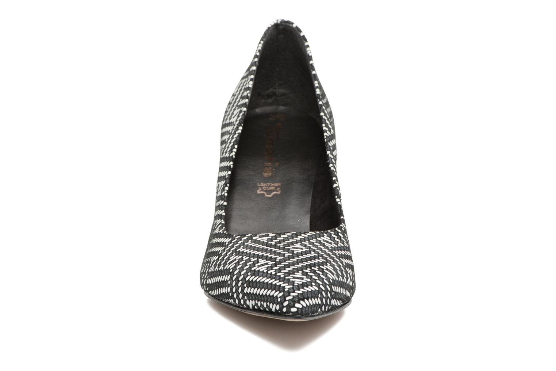 Escarpins Tamaris Gentiane F Multicolore vue portées chaussures