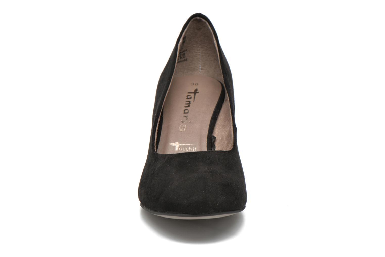 Escarpins Tamaris Jasmin Noir vue portées chaussures