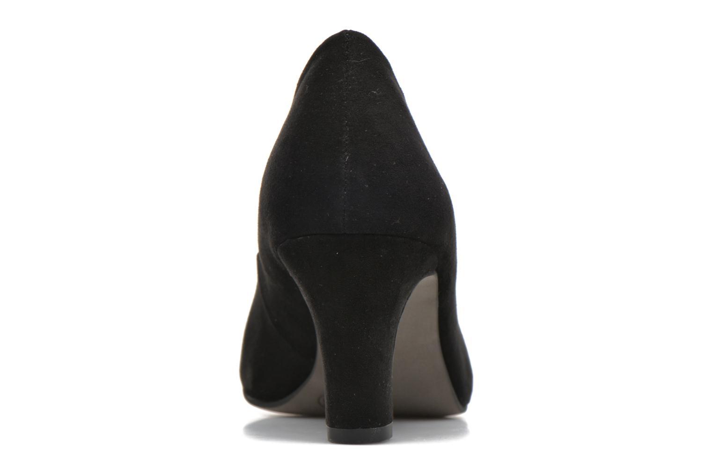 High heels Tamaris Jasmin Black view from the right