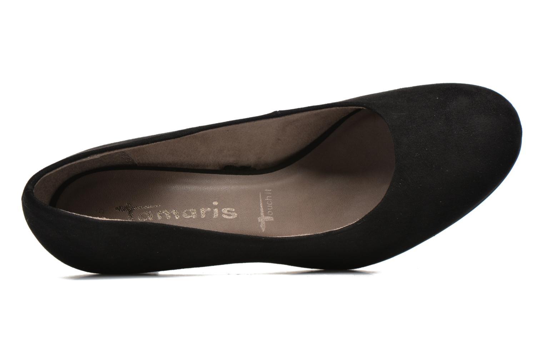 High heels Tamaris Jasmin Black view from the left