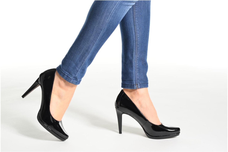 Zapatos de tacón Tamaris Celia Negro vista de abajo