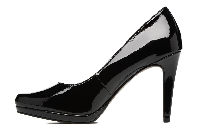 Zapatos de tacón Tamaris Celia Negro vista de frente