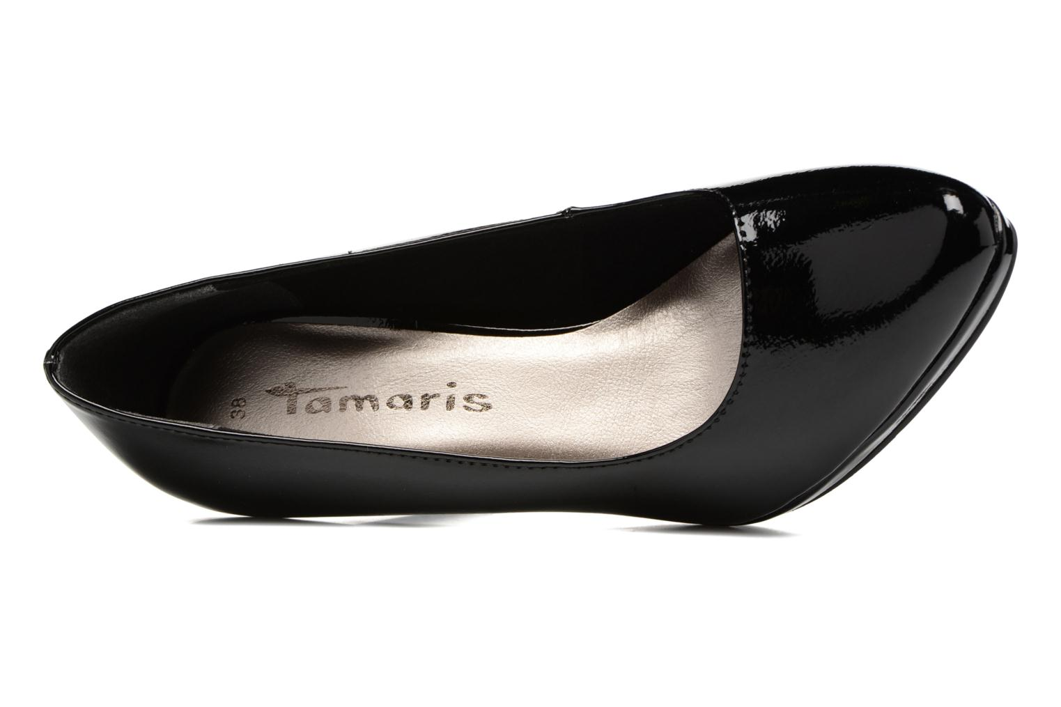 Pumps Tamaris Celia Zwart links