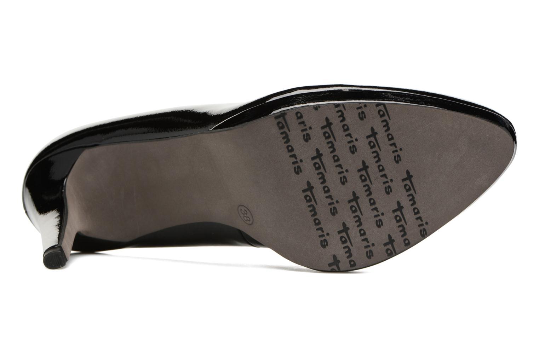 Zapatos de tacón Tamaris Celia Negro vista de arriba