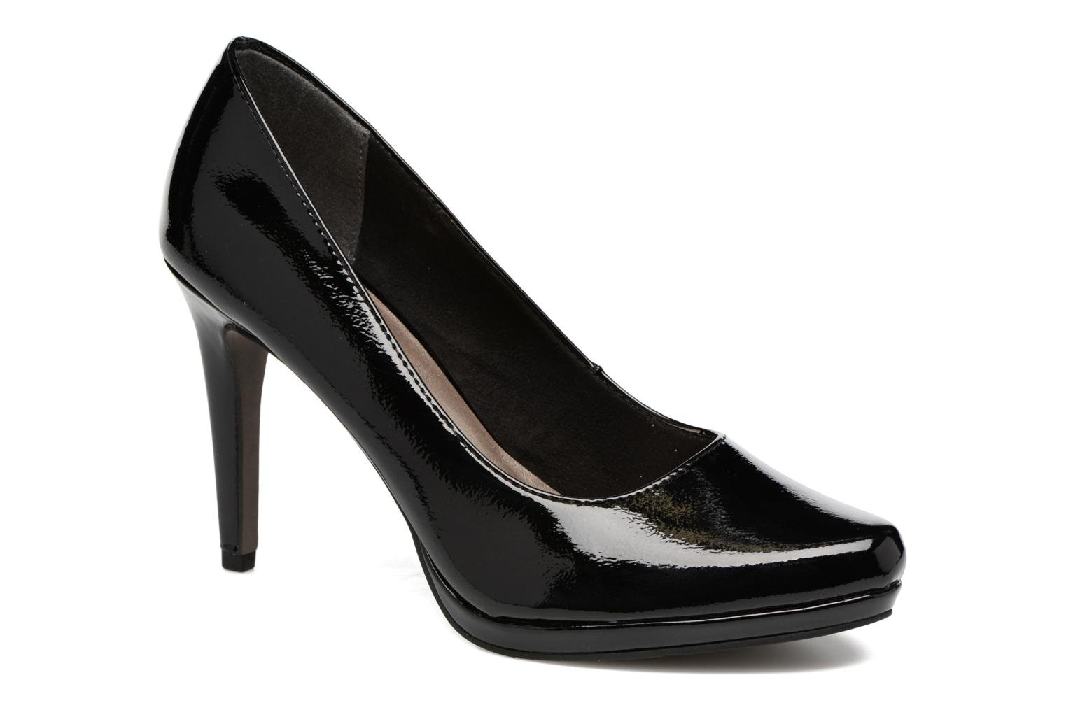 Pumps Tamaris Celia Zwart detail