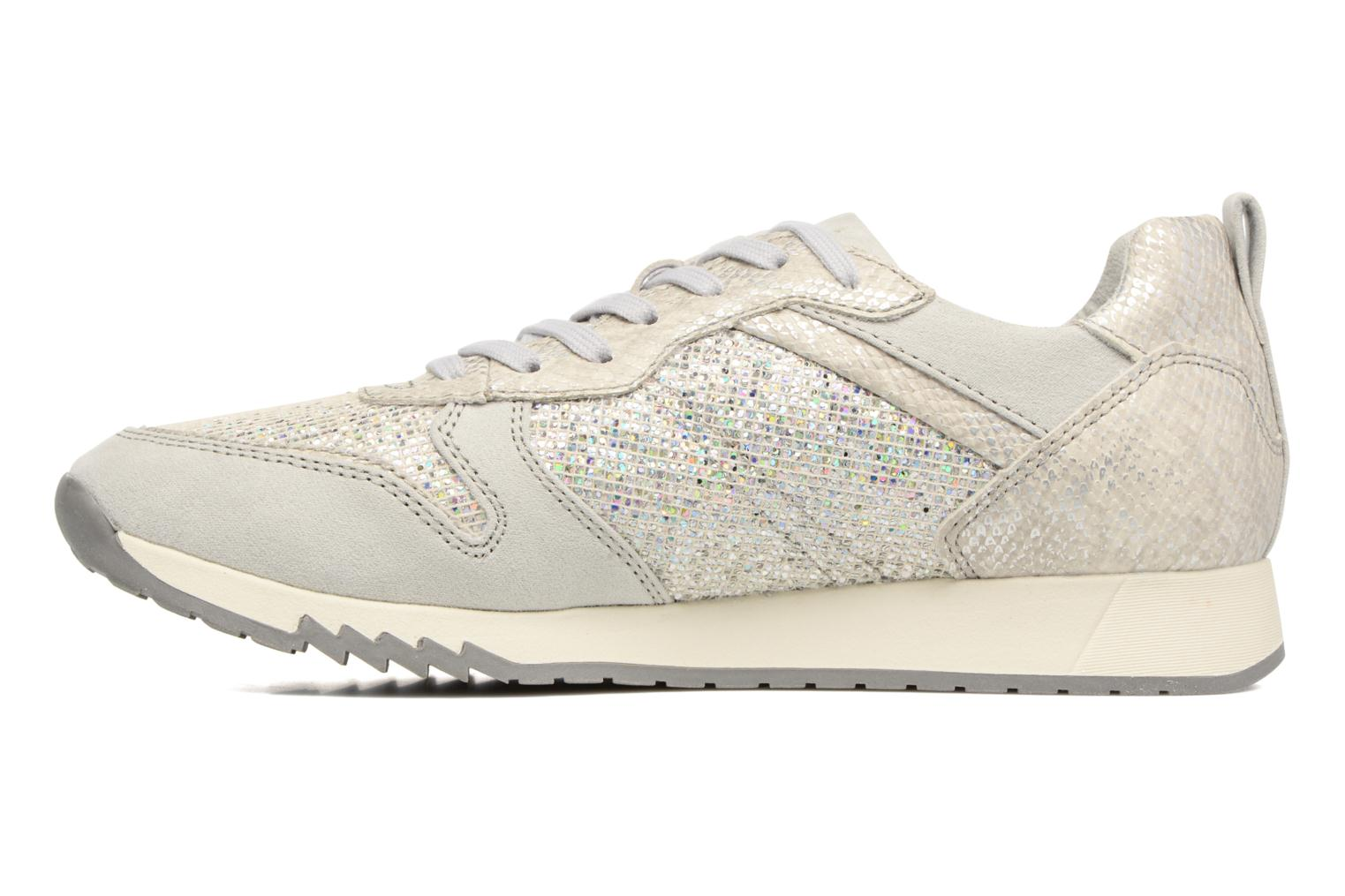 Trainers Tamaris Mimosa Silver front view