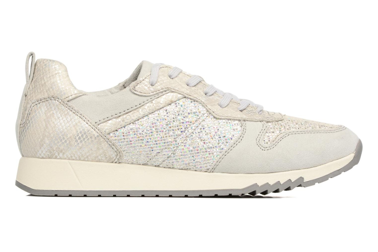 Trainers Tamaris Mimosa Silver back view