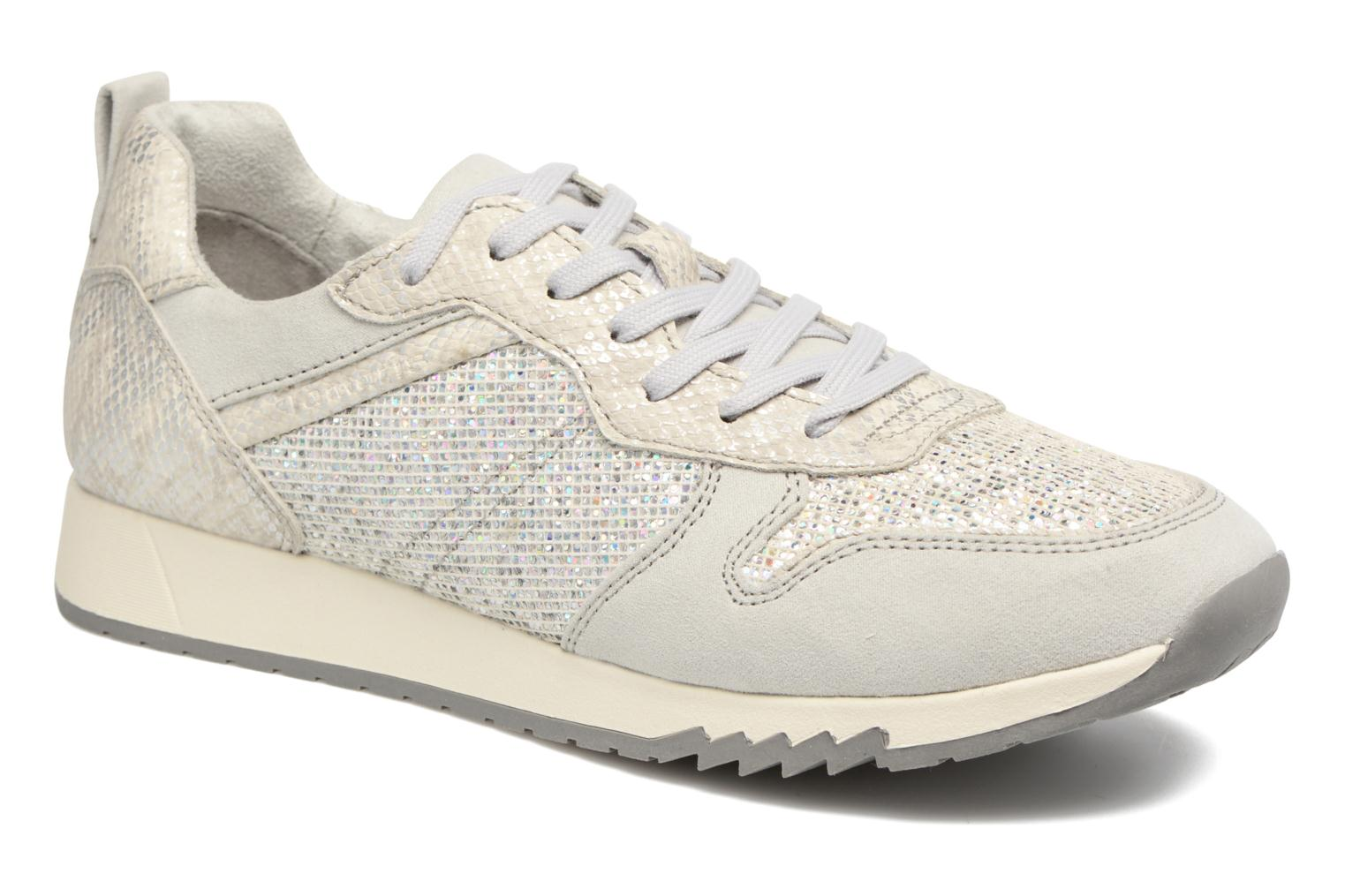 Trainers Tamaris Mimosa Silver detailed view/ Pair view