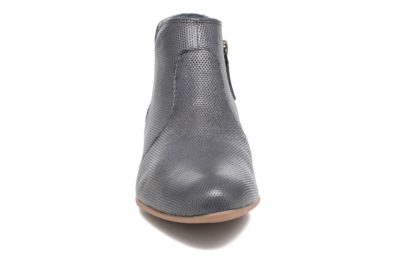 Bottines et boots Tamaris Esparcette Bleu vue portées chaussures