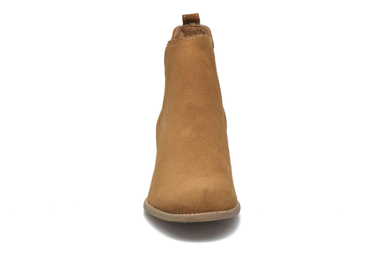 Bottines et boots Tamaris Ficaire Marron vue portées chaussures