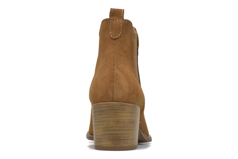Bottines et boots Tamaris Ficaire Marron vue droite