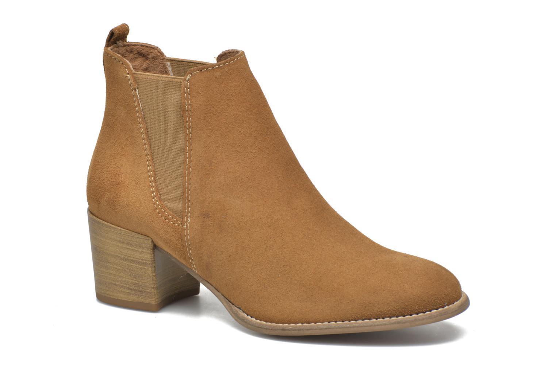 Bottines et boots Tamaris Ficaire Marron vue détail/paire